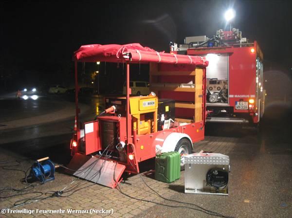 Feuerwehranhänger FwA-Strom